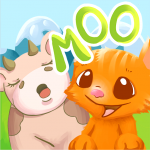 Moo For Kids iPhone app for kids